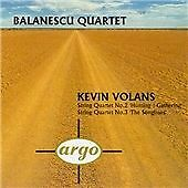 Kevin Volans: String Quartets 2 & 3 (1994) CD