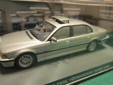 JAMES BOND CARS COLLECTION BMW 750 iL TOMORROW NEVER DIES