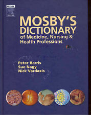 Mosby's Dictionary of Medicine, Nursing and Health Professions by Elsevier Aust…