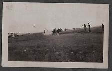 CIVILIAN CONSERVATIVE CORPS 1935 BROWNING MONTANA RODEO HORSE RACING OLD PHOTO
