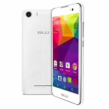 BLU Advance 5.0 - White Android 5.1 Unlocked Dual Sim Smartphone - US GSM