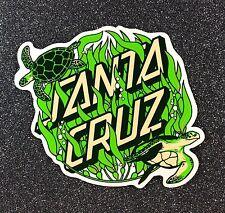 Santa Cruz Kelp Dot Skateboard Sticker LARGE 6in si