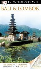 DK Eyewitness Travel Guide: Bali and Lombok-ExLibrary