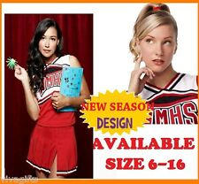 QUALITY GLEE Cheerleader Costume Ladies sz 6/8 or girls 8/10