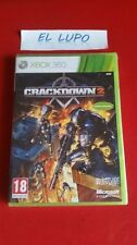 CRACKDOWN 2 XBOX 360 NEUF SOUS BLISTER VERSION FRANCAISE
