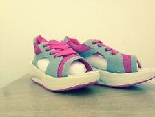 Ladies Summer Wedges Sandals Trainers Shoes Sexy Sneakers