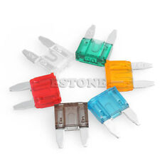 35 Piece MIXED Mini Blade Fuse AUTO Car 5 7.5 10 15 20 25 30 AMP