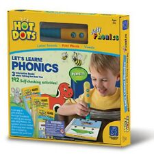 Hot Dots Let's Learn! Phonics Books and Pen Set, Learning, Jolly Phonics
