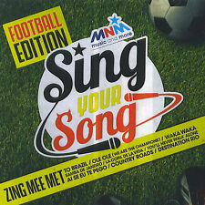 MNM Sing your Song : Football Edition (CD)