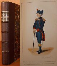 DELAUNEY - GUITTARD: Historique de l'artillerie de la Marine / 1889 - EO