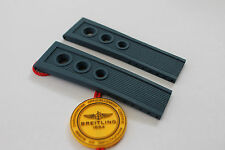 100% Genuine New & Unused Breitling Dark Blue Ocean Racer Deployment Strap 24-20
