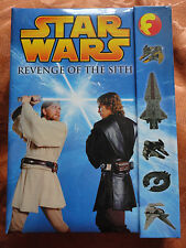 Star Wars Funfax.Revenge of the Sith.Epsiode 3- Dorling KIndersley. COMPLETE