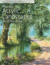 Painting Acrylic Landscapes the Easy Way, Terry Harrison