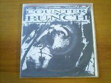 COUNTER PUNCH Inner reality Straight edge EP REFLECTION RECORDS 1991