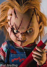 "Chucky Child's Play Horror Movie Photo Fridge Magnet 2""x3"" Collectibles"
