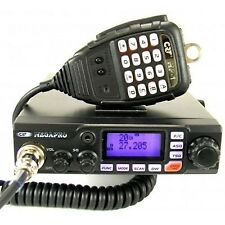 CRT MEGAPRO CB RADIO 80 CHANNELS 12 24V CAR TRUCK TRACTOR LORRY