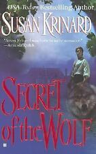 Secret of the Wolf (Historical Werewolf Series, Book 3) Krinard, Susan Mass Mar