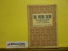 L 5.483 LIBRO DAL POEMA SACRO FIGURE ED EPISODI DELLA DIVINA COMMEDIA 1924