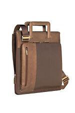 Piquadro PQ7 Light tan Organized vertical bag, stowaway handles CA1635PQ/CU