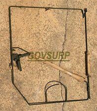 M151 A1 A2 LEFT DOOR FRAME NOS / SHELF WORN PN: 7331243 NSN: 2510-00-789-0067