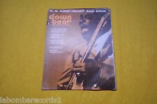 Down beat jazz Magazine  March 30 1972 Carla Bley Bobby Jones B.B. King     Ç