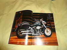 2001 HARLEY-DAVIDSON HOLIDAY GUIDE BOOK