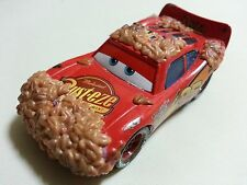 Mattel Disney Pixar Cars No.95 Lightning Mcqueen Nature Drive Toy Car Loose1:55