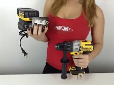 DEWALT DCD996  Hammer Drill 20V Brushless with DCB205 5.0AH Battery Charger New