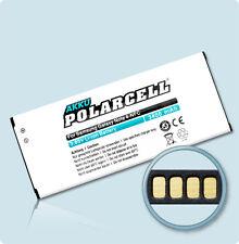 PolarCell NFC Akku Samsung Galaxy Note 4 SM-N910F EB-BN910BBE IV Accu Batterie