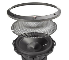 "RockFord Fosgate P3SG-12 12"" Subwoofer Shallow Grille Insert Stamped Sub Mesh"