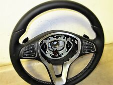2015 2016 MERCEDES  CLA Shooting Brake STEERING WHEEL AMG STICHES A0014609503