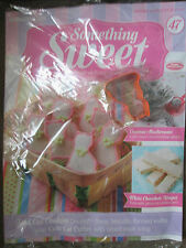 DEAGOSTINI SOMETHING SWEET MAGAZINE ISSUE 47 METAL CAT BISCUIT CUTTER HALLOWEEN