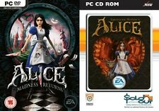 American McGee's Alice & Alice: Madness Returns