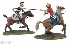 William Britains Soldiers Napoleonic 36085 The Death of Ponsonby Ltd. Ed. 600