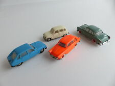 MICRO NOREV 4 VEHICULES 1/87 eme (1)