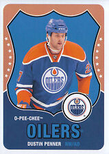 10/11 O-PEE-CHEE OPC RETRO #320 DUSTIN PENNER OILERS *7544