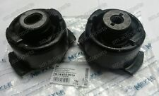 2X Rear Axle Subframe Bushes For Renault Laguna II 01 - 07 7700416271 7700415488