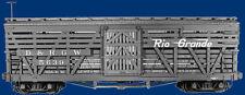 30' Narrow Gauge Stock Car kit D&RGW  HOn3  scale
