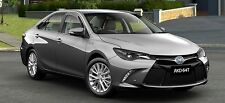 Toyota Camry Tinted Weathershield (April 2015 - Current) - Drivers Side