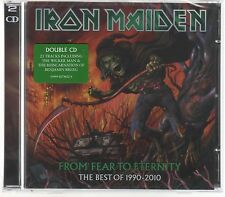IRON MAIDEN FROM FEAR TO ETERNITY THE BEST OF 1990-2010 -  2 CD SIGILLATO!!!