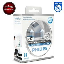LAMPADE PHILIPS H7 +2 t10 w5w WHITE VISION XENON LUCE BIANCA FORD KUGA