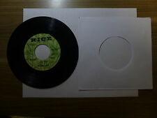 Old 45 RPM Record - Rice RR-5068 - Bobby Lord - Your Song / Look of Love