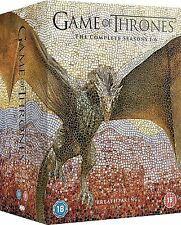 Game of Thrones Series Complete Seasons 1-6  New DVD Box Set  Boxset
