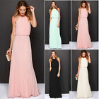 Sexy Women's Summer Boho Long Maxi Evening Party Dress Beach Dresses Sundress
