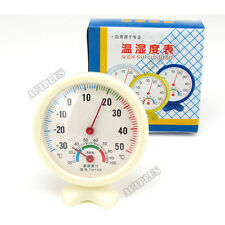 Mini Pointer Hygrometer Humidity Thermometer Temp Temperature Meter new