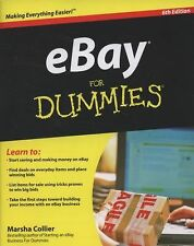eBay For Dummies (For Dummies (Computer/Tech))-ExLibrary