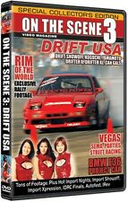 Drift USA - Vegas SEMA, Parties Street Racing ( Babes & Cars & Racing ) DVD