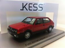 Kess Model Fiat Ritmo Abarth 130 Tc 1984 1/43 Racing Red Art. Ke43010010