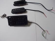 80's Peavey USA Tracer Custom / others electric guitar pickup set GREAT Sound!!!