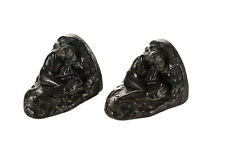 Sleeping Nude Female -pair of Antique carved Bookends
